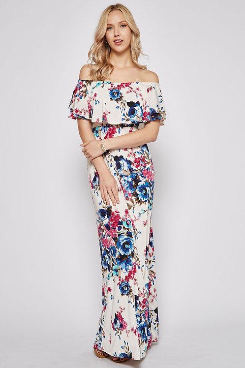 CASSIE MAXI DRESS