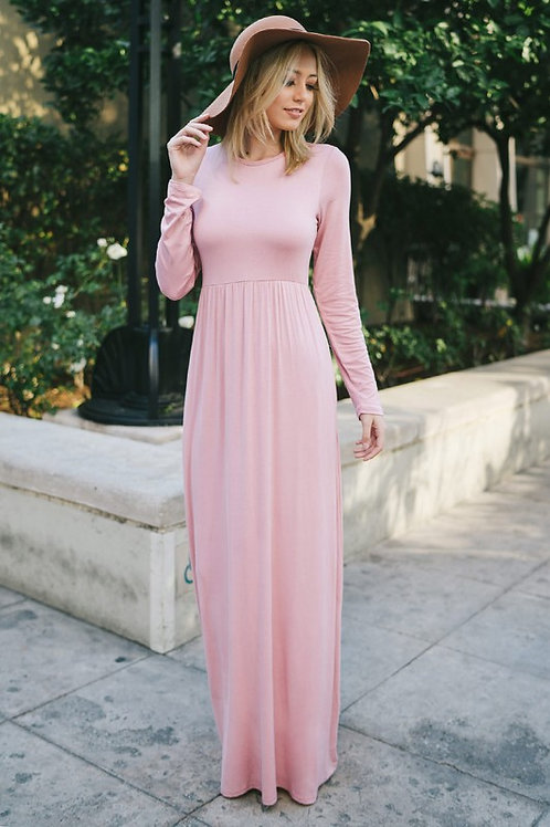 THE SPRING MAXI DRESS