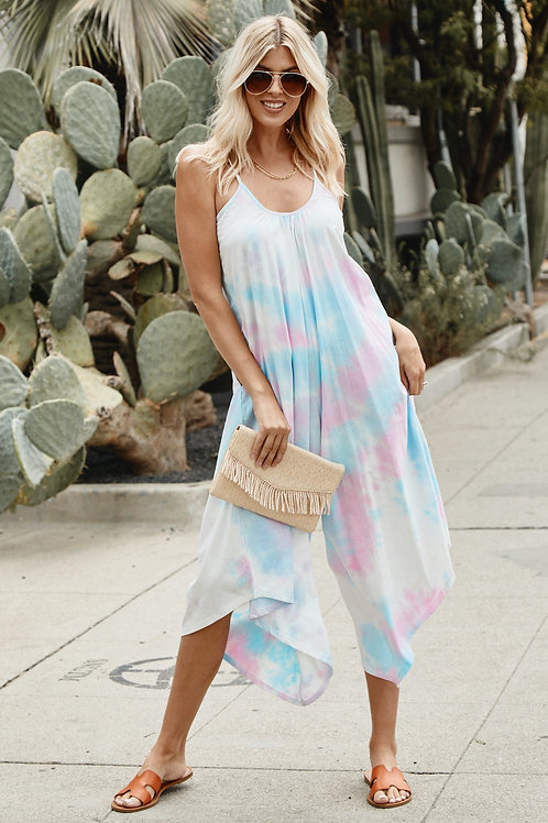 MYTHICAL TIE DYE JUMPSUIT