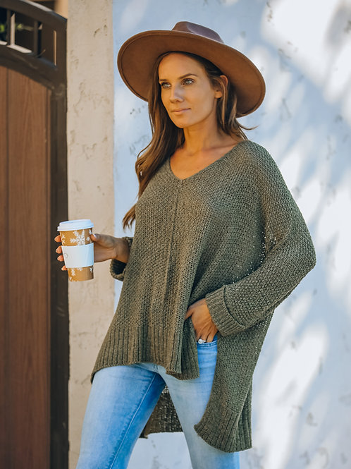 CALIFORNIA BREEZE SWEATER