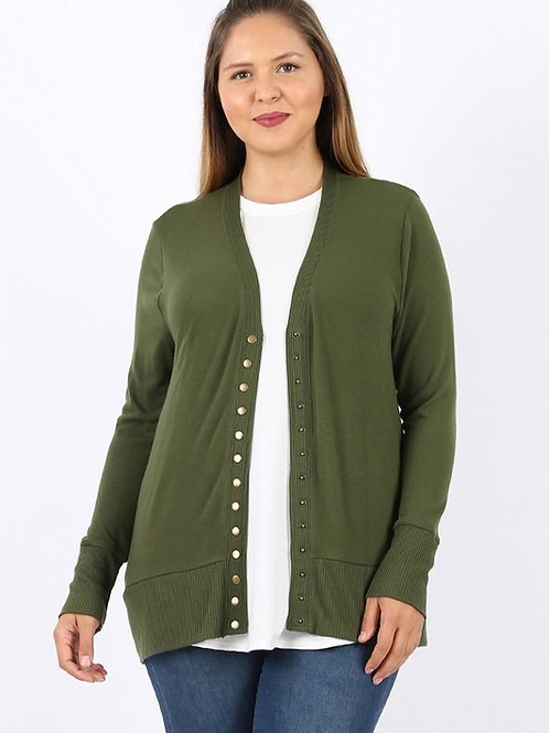 IRREPLACEABLE COMFY CARDIGAN