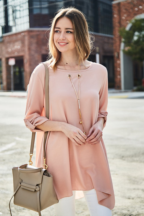 EVERYDAY NECKLACE BLOUSE