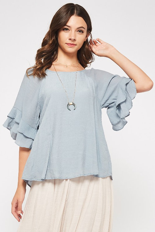 SWAY CLOUD BLOUSE