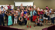 2nd Annual Lift Every Baby Celebration!