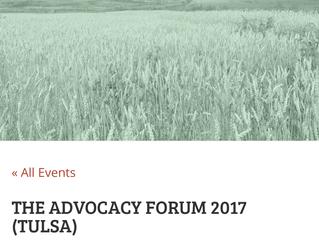 The Advocacy Forum 2017