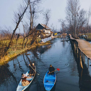 About Srinagar Tourism In Kashmir