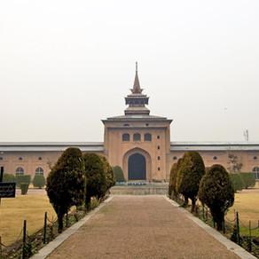 Jamai Masjid Srinagar