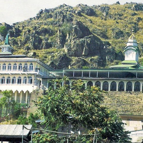 Makhdoom Sahib  Shrine In Hari Parbat