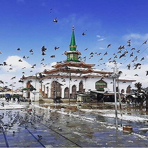 Charar-e-Sharief  Shrine In Srinagar