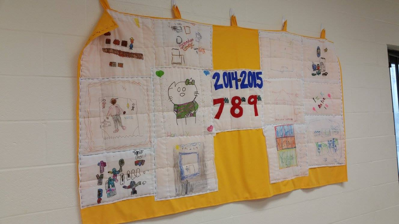 Quilting Together Art
