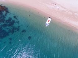 Beach Shot Bedara Island (Large)