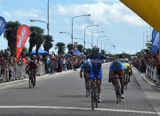 Maximiliano Richeze por fín gritó campeón