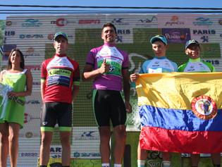 Dayer Quintana se quedó con el Tour de San Luis; Eduardo Sepúlveda fue segundo y el rey de la montañ