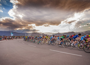 Confirmaron las etapas de la Vuelta a San Juan 2019