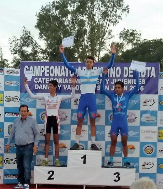 Campeonato Argentino Juniors de Ruta