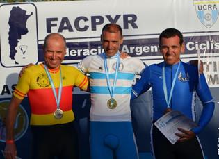 Programa de actividades: Campeonato Argentino de Ciclismo de Pista Máster y Promocionales – Junín  2