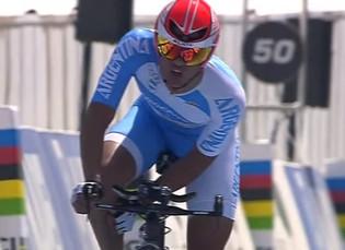 Contte va al Mundial de Holanda; conocé cómo es el sistema de clasificación de la UCI