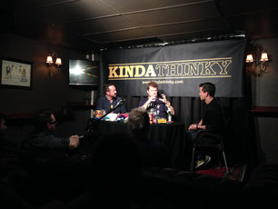 The art and science of pain: chats at the pub with KindaThinky