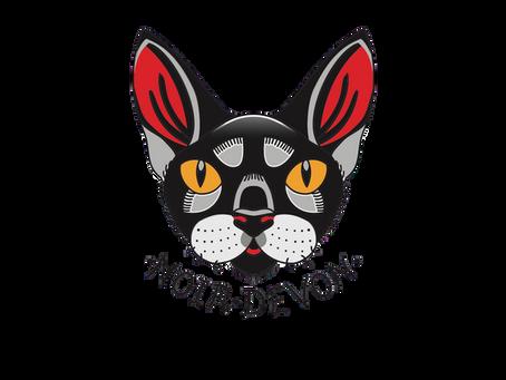 Merci à Morgan Lucas (instagram: @morganlucas666) pour la réalisation de notre logo