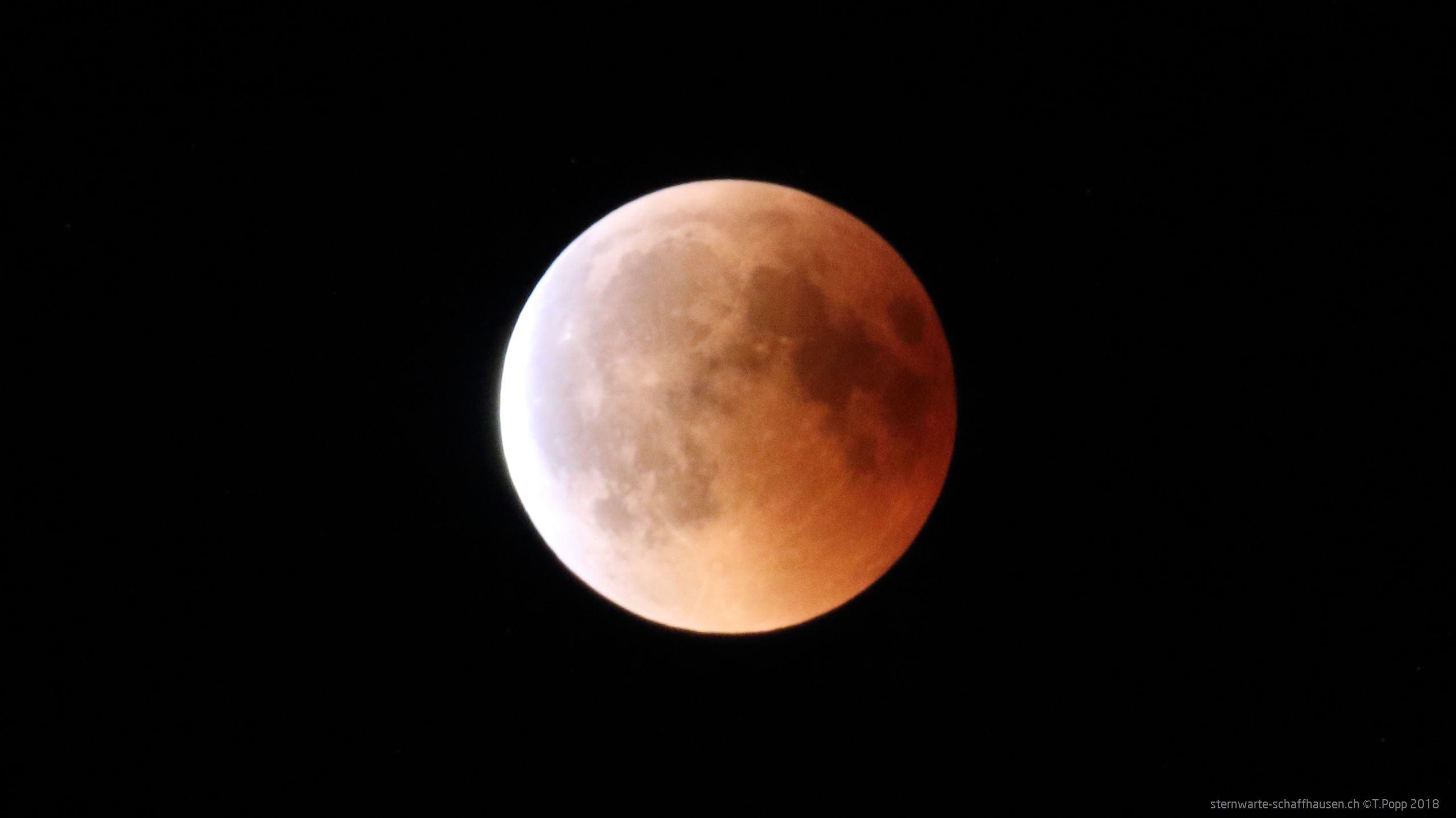 Mondfinsternis Maximum