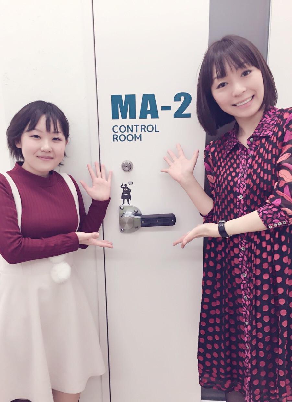 AbemaTV PRナレーション 宮川美保さんと甲斐麻耶!