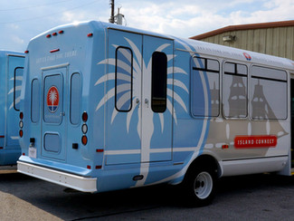 City of Galveston Shuttle Fleet