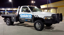 Gageco Fleet Gets Facelift