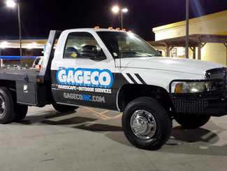 Gageco Fleet Gets Facelift