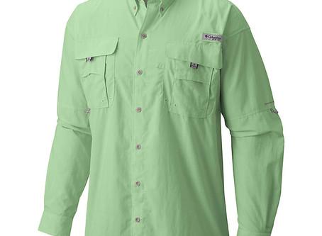 Gear Review: Columbia Men's Bahama II Long Sleeve Fishing Shirt