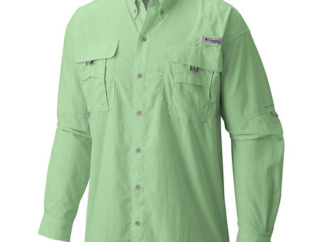 Gear Review: Columbia Men's Bahama II Long Sleeve Fishing Shirt