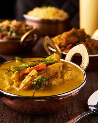 Shahi Vegetable Korma