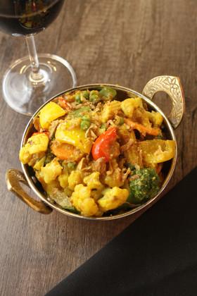 Mixed Vegetable Dopiaza