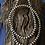 "Thumbnail: 36"" Navajo Pearl necklace, 8mm beads."