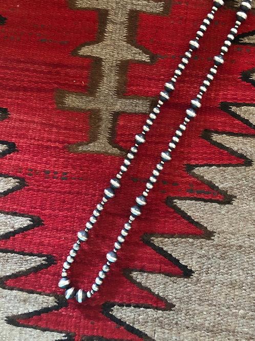 """36"""" Navajo pearl necklace"""