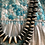 """Thumbnail: Two strand gr aduated Navajo Pearl necklace, 30"""" with 2 1/2 extender."""