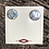Thumbnail: Zuni mother of pearl inlay into sterling silver stud earrings.
