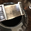 Thumbnail: Handmade silver cross cuff by Navajo Stanford Yazzie