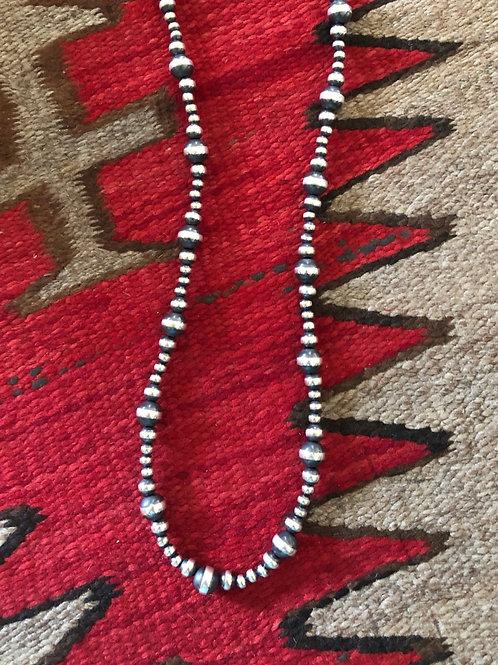 Navajo pearl necklace #26