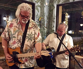 Billy and John Habana Cafe - Doug Hudson