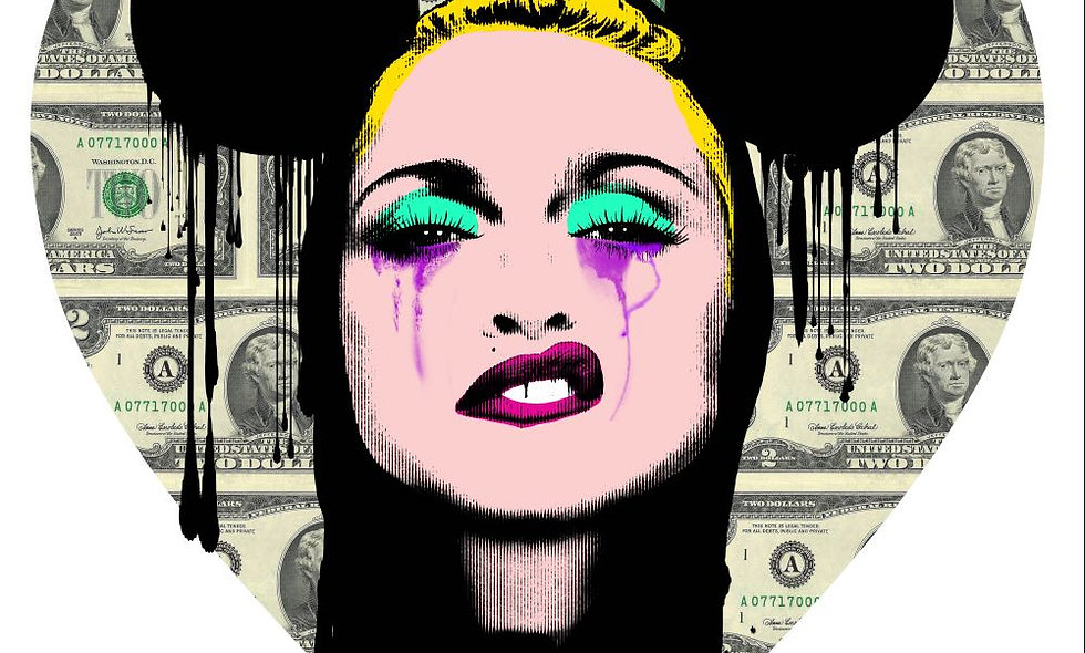 "Henry Hate ""Mickey Madonna"""