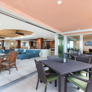 Royal Hawaiian Estate - Side Lanai