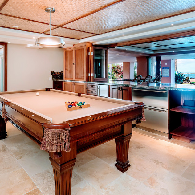 Royal Hawaiian Estate - Game Room