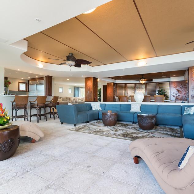 Royal Hawaiian Estate - Living