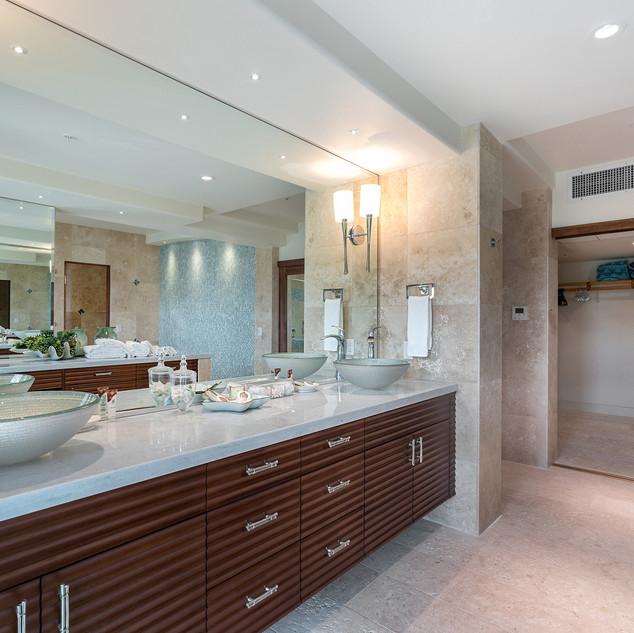 Royal Hawaiian Estate - Master Bath and Closet