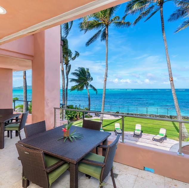 Royal Hawaiian Estate - 2nd Floor Lanai