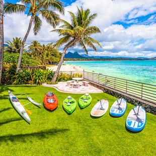 Royal Hawaiian Estate - Water Sports Equipment
