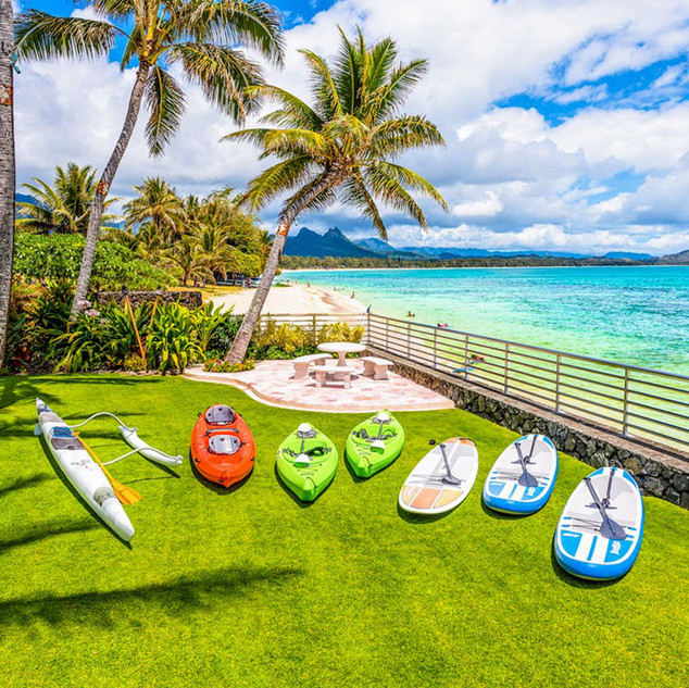 Royal Hawaiian Estate - Water Sports Equipment