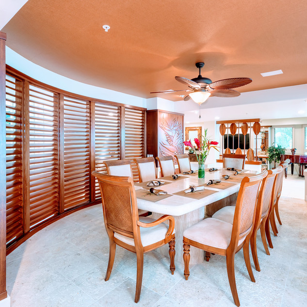 Royal Hawaiian Estate - Dining
