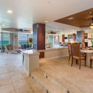 Royal Hawaiian Estate - Main Living/Dining