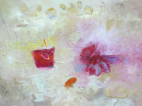 Untitled with Pink IV by Duane Cregger